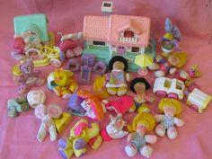 Mushees or Smushees? 80's toys