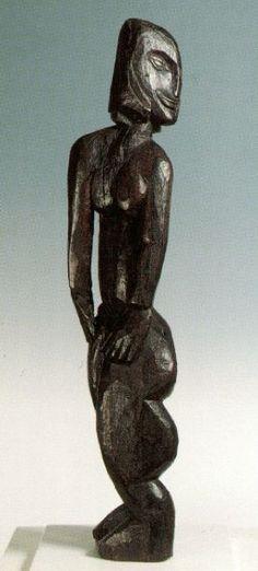 Ernst Ludwig Kirchner (1880-1938) - Rückschauende (1912)