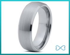 Tungsten Wedding Bands,Mens Ring,Mens Wedding Bands,Tungsten Ring,Rings,Beveled Edge,8mm,FREE Engraving,Mans,Anniversary,His Hers,Set,Size by InfiniteBands on Etsy https://www.etsy.com/listing/182777558/tungsten-wedding-bandsmens-ringmens