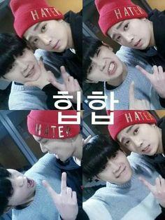 Hansol and Kidoh