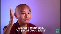 Buddhist Monk shares his Secrets of Meditation