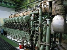 Marine Industrial Engines) | Extreme Engines | Pinterest ...