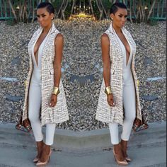 I need this outfit! Chic Outfits, Fashion Outfits, Womens Fashion, Fashion Trends, Look Fashion, Autumn Fashion, Mode Style, African Dress, African Fashion