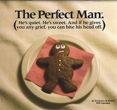 The Perfect Man®