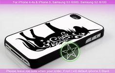 Unicorn iPhone 4/4S/5, Samsung S4/S3/S2 cover cases | sedoyoseneng - Accessories on ArtFire