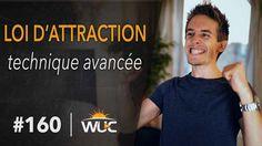 Loi d'attraction – technique avancée – #WUC 160