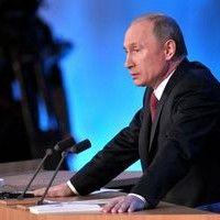 Putin says Russian economy will rebound