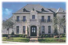 French Style Custom Home Builder | Avida Custom Homes | Style Gallery