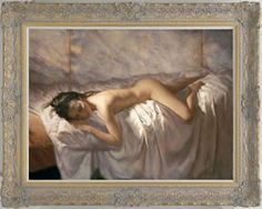 Dormire by Hamish Blakely Available from Westover Gallery £1495