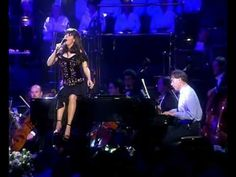 Sarah Brightman - Whistle Down The Wind (duet with Andrew Lloyd Webber).