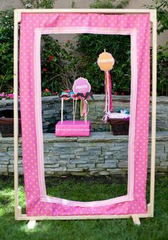 Hostess with the Mostess® - Non-Fiction Fun Birthday photo booth