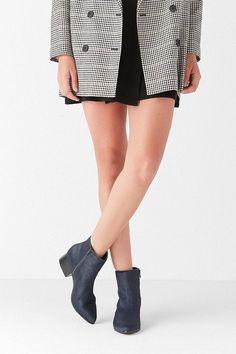Urban Outfitters Pola Calf Hair Chelsea Boot