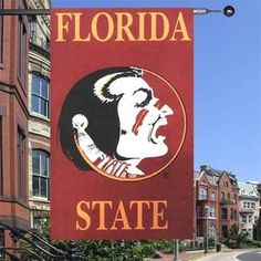 Go FSU!  This will happen with GOD on my side(my college)