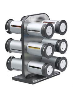 Zero Gravity™ Countertop Magnetic Spice Stand (KCH-06098)