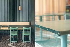 Finefood café and restaurant by Note, Stockholm – Sweden » Retail Design Blog