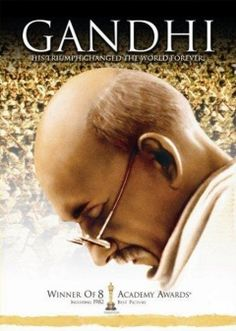 Great film, although they deified him. His tactics were successful, freed India from colonial rule by peaceful means, and were the inspiration for the tactics of non-violent protests used by the U.S. civil rights movement.