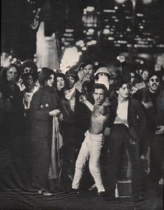 Chicago Riots, 1968 (LIFE mag)- Democratic Party Convention