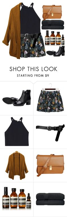 """Untitled #2137"" by credendovides ❤ liked on Polyvore featuring A.L.C., ASOS, Retrò and Aesop"
