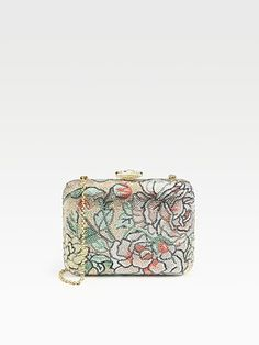 Judith Lieber Peonie Chrystal Clutch (in honor of fabulous Mary Kakas) $4795