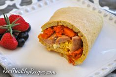 Paleo Breakfast Burrito recipe