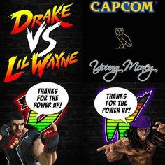 The Battle For Supremacy: Drake Vs. Lil' Wayne | Recap http://stupidDOPE.com/?p=340558 #stupidDOPE #DrakeVsLilWayne
