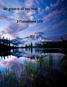 2 Corinthians 12.9