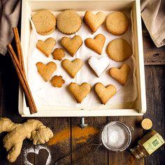 Gingerbread Cookies, Food, Gingerbread Cupcakes, Essen, Meals, Yemek, Eten