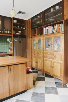 dustjacket attic: Interior Design   Retro Melbourne Home
