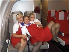 Ultra-Support High Quality Air Stewardess/Flight Shimmer ...