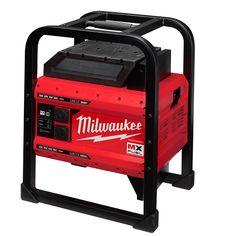 Milwaukee MXF002-1XC MX FUEL CARRY-ON™ 3600W/1800W Power Supply