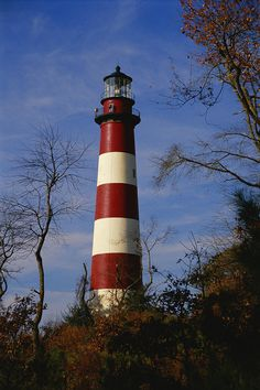 * The Assateague Island Lighthouse - Virginia