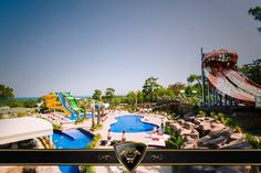 Bodrum'daki en büyük Aqua Park Vogue Hotel Bodrum'da! Bekleriz #Vogue #Hotel #Resort #Bodrum #AquaPark