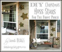DIY Christmas Moss S