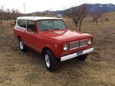 1973 International Harvester Scout Maintenance/restoration of old/vintage vehicles: the material for new cogs/casters/gears/pads could be cast polyamide which I (Cast polyamide) can produce. My contact: tatjana.alic@windowslive.com