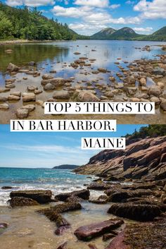 There are many things to do in and around Bar Harbor, Maine including Acadia National Parkand other places around Mount Desert Island. Acadia is the oldest national park east of the Mississippi being formed in…