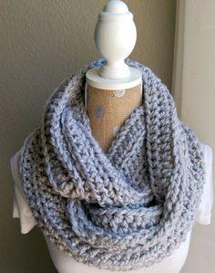 Free Chunky Crochet Scarf Pattern