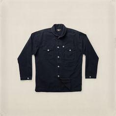 Cotton Dobby Overshirt - Standard-Fit  Casual Shirts - RalphLauren.com