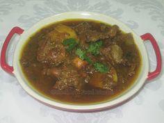 Sindhi Teevan (Mutton Curry)