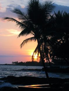 Kona, Hawaii....Krista gets the real thing tomorrow. What bliss...someday I will join you! :)