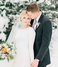 modest wedding dress with long sleeves from alta moda bridal (modest bridal gowns) photo by @beccaolsonphoto #weddinggowns