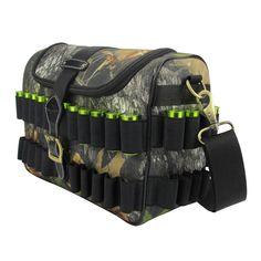 Tourbon 12GA Cartridge Bags Bullet Pouch Ammo Case Shotgun Speed Bag Hunting