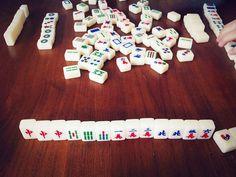 Enter the World of Mahjong. by screbble1, via Flickr