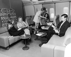 Vintage Air Travel: Scenes From The Air In A Bygone Era (PHOTOS)