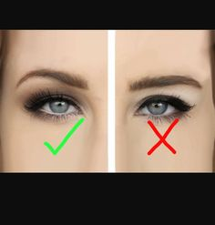 Schminken Beauty In 2019 Eye Makeup Makeup Tips Kiss Makeup, Love Makeup, Simple Makeup, Makeup Inspo, Makeup Looks, Beauty Bar, Beauty Makeup, Makeup For Downturned Eyes, Beginner Eyeshadow