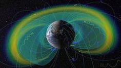 """Cientistas descobrem """"escudo protetor invisível"""" sobre a Terra"""