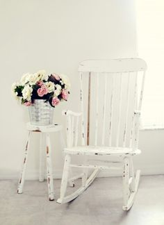 Oh My Goodness. I Absolutely Adore This Vintage Rocking Chair