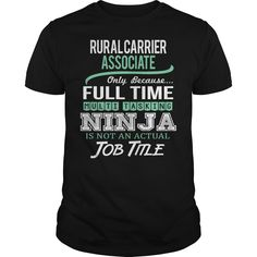 Awesome Tee For Rural Carrier Associate T-Shirts, Hoodies. SHOPPING NOW ==► https://www.sunfrog.com/LifeStyle/Awesome-Tee-For-Rural-Carrier-Associate-145143588-Black-Guys.html?id=41382