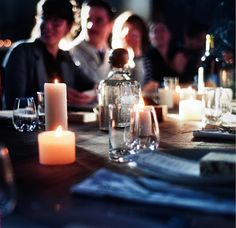 Kinfolk Dinner Series, Brooklyn | photo by Jennifer Causey