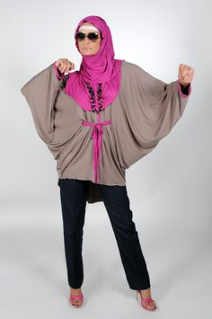 efe160019d5ca Fashion from Rabia Z Arab Fashion, Modern Fashion, Hijab Tutorial, Nice  Tops,