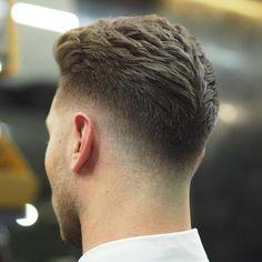20 stylish Drop Fade Haircuts for Men Mens Hairstyles Round Face, Trendy Mens Hairstyles, Mens Medium Length Hairstyles, Haircuts For Men, Cool Hairstyles, Layered Haircuts, Mens Fade Haircut, Fade Haircut Styles, Men's Haircuts
